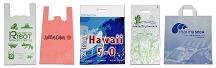 Bolsas de plástico personalizadas en pequeñas cantidades